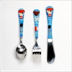 More cute cutlery...