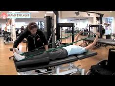 Abdul T8 Paraplegic spinal cord injury recovery Modified PNF exercise - YouTube