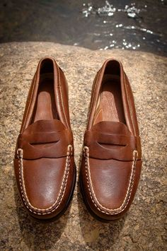 11 mile Loafers from Buffalo & Company