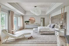 Interieurs is a unique interior design firm serving Fairfield County and the Tri-state area. Master Room, Master Bedroom Design, Dream Bedroom, Home Bedroom, Modern Bedroom, Bedroom Decor, Master Suite, Bedroom Ideas, Bedroom With Sitting Area