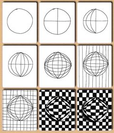 3-d sphere checkerboard