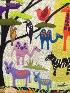 Workshops at Hettie's Patch this weekend — Hettie's Patch Wool Applique Quilts, Applique Stitches, Wool Embroidery, Hand Applique, Felt Applique, Applique Ideas, Animal Quilts, Felt Birds, Textiles