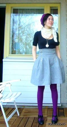 Блоггерша из Финляндии Ranna