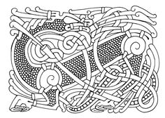 Random norse knotwork by Feivelyn on DeviantArt