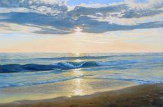beach painting - Google zoeken