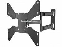 Monoprice Titan Series Tilt TV Wall Mount Bracket - for TVs to Max Weight Extension Range of to VESA Patterns Up to Tv Wall Brackets, Tv Wall Mount Bracket, Wall Mounted Tv, Full Motion Wall Mount, 55 Inch Tvs, Swivel Tv Stand, Flat Panel Tv, Lounge Design, High Fashion Home