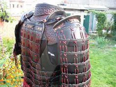 Samurai armor. RanchoStyle. by kkolobok on DeviantArt