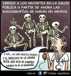 Nueva radiografía de crisis … Funny Spanish Memes, Spanish Humor, Spanish Posters, Inspirational Phrases, Funny Phrases, Humor Grafico, Cool Inventions, Funny Moments, Aurora