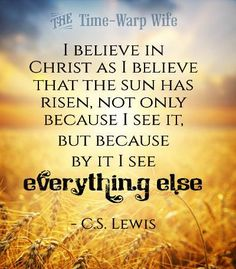 C. S. Lewis - #christianity #christian #bible #faith #jesuschrist #God #love #christianencouragement #truth #biblestudy #c.s.lewis