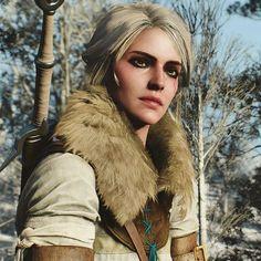 WEBSTA @ ciri_the_witcheress - ⛄#Ciri #CirillaFionaElenRiannon #GeraltOfRivia #TheWitcher3 #TheWitcher #WildHunt #TW3 #Cirilla #XboxOne #PS4 #Pc #Gaming #Sword#Gamer #Gamergirl #Videogames #Hobbies