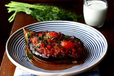 Look And Cook, Romanian Food, Meatloaf, Tandoori Chicken, Menu, Good Food, Food And Drink, Vegetarian, Vegan