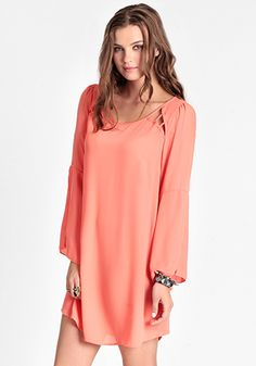 Sunrise Shift Dress #threadsence #fashion Shop here: http://www.threadsence.com/sunrise-shift-dress-p-6113.html?utm_source=pinterest_medium=sm_content=sunriseshift_campaign=pin_product