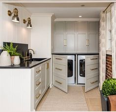 Now that's a laundry room ❤