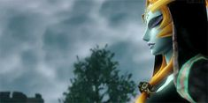 Ahh, Twili Midna... Humming her lament ❤ Gif from the Twilight Princess DLC for Hyrule Warriors.