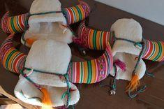 Gorros blancos Jamiroquai!!! Diseños únicos