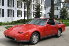 No Reserve 1987 Nissan 300zx 5 Speed Nissan 300zx Nissan Glass Roof Panels