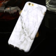 Accessories - Marble look iPhone case cover 6/6 plus