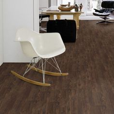 Hydrocork Flooring by Wicanders. Proudly distributed in NZ by Quantum. Why cork? A lifetime guarantee on an eco-friendly solution that is waterproof and tested for quiet and comfort. Floating Floor, Cork Flooring, Carpet Tiles, Rocking Chair, Pine, Eco Friendly, Furniture, Home Decor, Bath