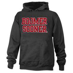OU Boomer Sooner Hood