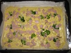 Pizza Hollandaise - Rezept