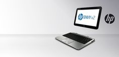 The stylish Envy X2 convertiblenotebook and tablet from HP would make a great Father's Day gift.