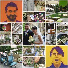 country chic wedding. Wedding designer & planner Monia Re - www.moniare.com | Organizzazione e pianificazione Kairòs Eventi -www.kairoseventi.it