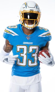 582012fd3b4 Chargers Make Powder Blues Primary Uni for 2019