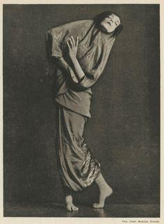 Ma Divine Comédie (DantéBéa) — madivinecomedie: Charlotte Rudolph. Mary Wigman...