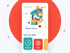 App design / Animation – Pin's Page Interaktives Design, App Ui Design, Interface Design, Modern Design, Design Layout, Dashboard Design, Creative Design, Logo Design, Graphic Design