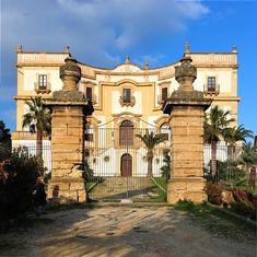 Italian Villas: Villa Cattolica, Bagheria, Sicilia, Italy