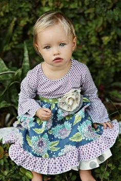 41e4cb328 See more. Mustard Pie Olivia Dress Set Emerald Dance PREORDER Baby Taylor,  Trendy Baby, Lace Romper