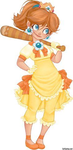 Princess Daisy ▪ Princess Peach ▪ Princess Rosalina