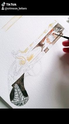 Here's a sneak peak of my design process as I sketch the design and add the watercolour step by step to create a vintage cowboy illustration. #vintagecowboyillustration #detailedwatercolour #vintagegunpainting #cowboyinvitation Cowboy Invitations, Couture Wedding Invitations, Wedding Invitation Inspiration, Handmade Wedding Invitations, Wedding Stationery, Floral Watercolor, Watercolor Painting, Italian Wedding Themes, Cowboy Art