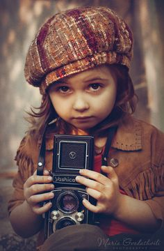 The Photographer by Maria Gvedashvili on 500px