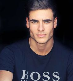 John Michael from Black Dagger Brotherhood. Model and Photographer unknown.