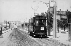 Fotos Antiguas de Mallorca: Historia de los Tranvías de Palma 1916.