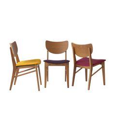 Cadeiras bonitas para a sala de jantar