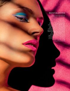 Some Like it Hot | Leah De Wavrin | Enrique Badulescu #photography| Elle UK August 2012