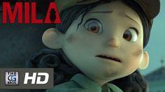 "CG Animated Short Film Trailer HD:  ""Mila"" - Directed by Cinzia Angelini"