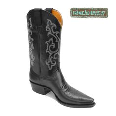 St. Louis Cowboy Boots, $290 - All-Leather Cowboy Boots - Handmade Cowboy Boots