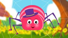 Incy Wincy Spider (i