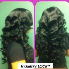 2 bundles Armenian, 1 bundle Peruvian & wand curls!!   http://industry-locs.com/