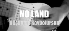No Land - Düşünme Kaybolursun // Groovypedia Studio Sessions   http://www.nouvart.net/no-land-dusunme-kaybolursun-groovypedia-studio-sessions/