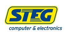 Home - Steg Logo