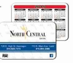 Wallet Calendar #walletcalendar #calendar #banks #realtor #handyman
