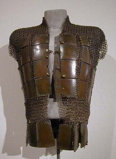 Historical Chainmail Armor | Just click on a thumbnail for a larger pic.