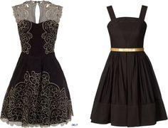 vestidos pretos lindos   vestidos pretos de festa