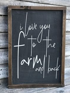 Rustic Grace is a tshirt company that offers ready designed tees, HTV Transfers, Digital Laser Transfers and Screenprint transfers for DIYERS and boutiques. Farmhouse Signs, Farmhouse Decor, Farmhouse Furniture, Crafts To Make, Diy Crafts, Chalkboard Signs, Chalkboards, Farm Signs, Chalk It Up
