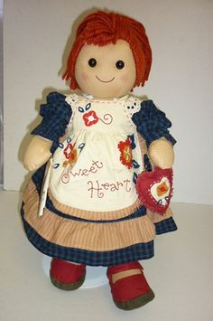 sweetheart rag doll