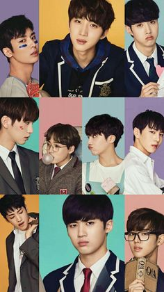 #Pentagon #Kpop #Wallpaper